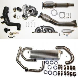 WV 1.8T opgradering Turbo Kit 260HK plug&play