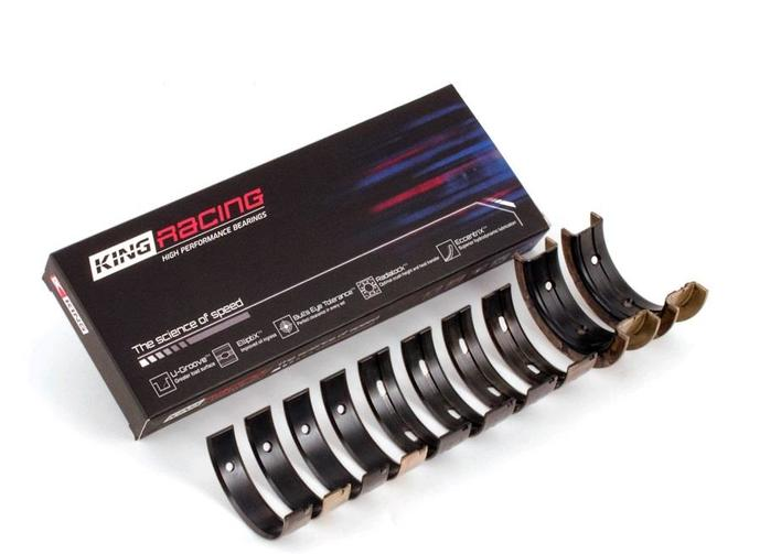 King Bearings - Rod - Honda 1.6Liter B16A - D16A - D16Y5 - D16Y7 (DOHC 16 Valves Gasoline)