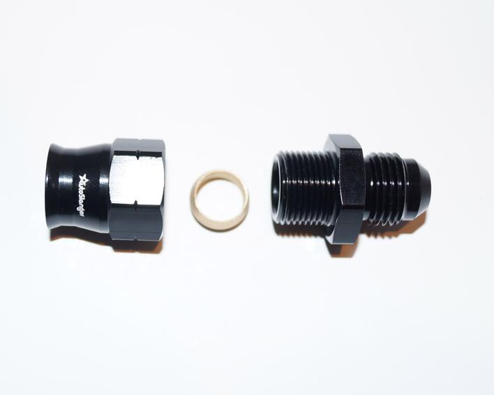"AN6 Male - 5/16"" Hardline (8 mm)"