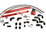 Aeromotive 99-03 1/2 GM LS1 CORVETTE FUEL RAIL SYSTEM