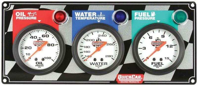 gauge panel assembly fuel pressure oil pressure water. Black Bedroom Furniture Sets. Home Design Ideas