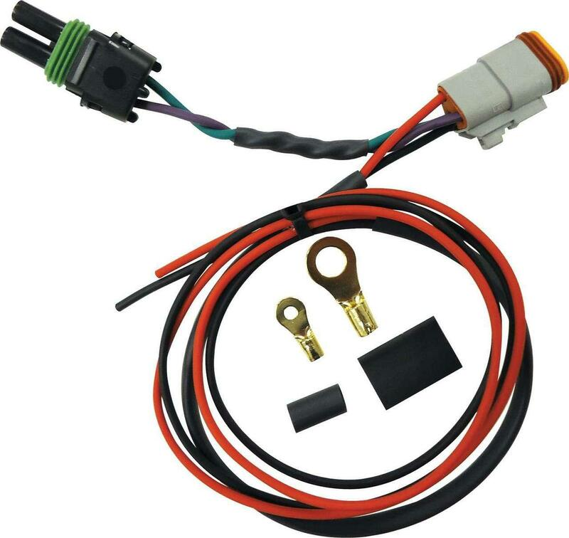 crane wiring harness wiring harness - 2 pin deutsch to 2 pin weatherpack ... #13