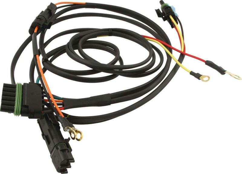 Quick Car Wiring Harness : Wiring harness ignition weatherpack single