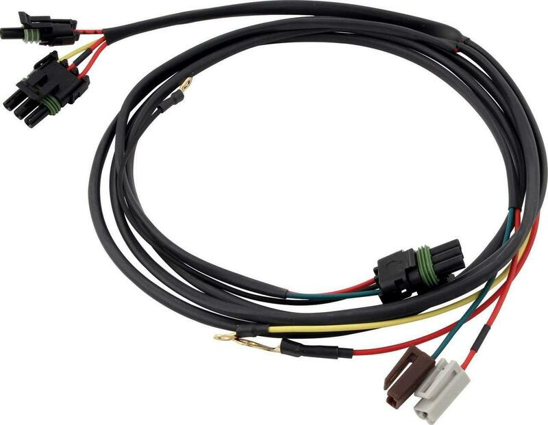 Quick Car Wiring Harness : Wiring harness ignition weatherpack hei distributors