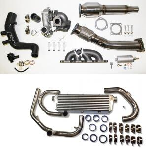 1 8T upgrade Turbo Kit for Golf 4, Audi A3, Seat Leon 260PS plug&play