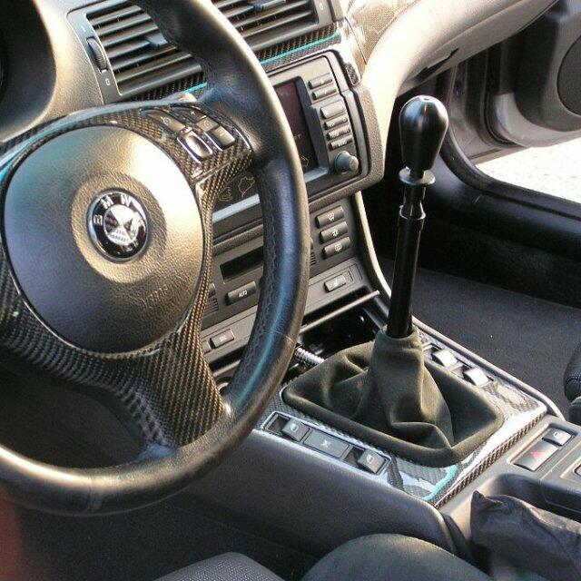 CAE Ultra Shifter for all BMW Models and Gearboxes