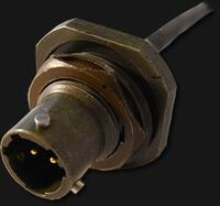 2 pin military connector