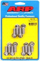 Chevrolet Small Block, 0.750˝ UHL, drilled Header Bolt & Stud Kits