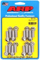 Chevrolet Big Block, drilled, 0.875˝ UHL Header Bolt & Stud Kits