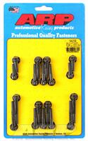 Intake Manifold Bolt Kit  Chrysler Small Block 5.7/6.1L Hemi aluminum intake, 12pt, black oxide