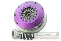 Xtreme Performance - 200mm Rigid Ceramic Twin Plate Clutch Kit Incl Flywheel - Silvia