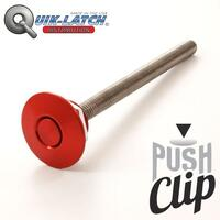 Quick fixing PUSH CLIP Red