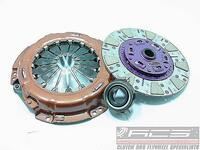 Xtreme Outback - Heavy Duty Cushioned Ceramic Clutch Kit - Celica - 4WD - ST165
