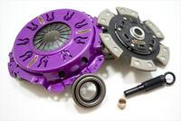 Xtreme Performance - Heavy Duty Sprung Ceramic Clutch Kit - Urvan - Caball - Cabstar - Homer - Cefiro - Laurel - Skyline - 240K - 260Z - 280C - 280ZX - R30 - R31 - E20 - E23 -   C340/HC340 - EF22 - R33 - R32 - KUH40 - UGH40