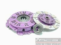 Xtreme Performance - Heavy Duty Cushioned Ceramic Clutch Kit - Urvan - Caball - Cabstar - Homer - Cefiro - Laurel - Skyline - 240K - 260Z - 280C - 280ZX - R30 - R31 - E20 - E23 -   C340/HC340 - EF22 - R33 - R32 - KUH40 - UGH40