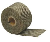 DEI Titanium Exhaust Wrap with LR Technology - 25ft