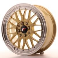 JR Wheels JR23 16x7 ET20 4x100/108 Gold