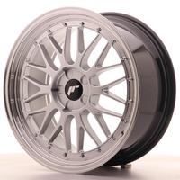 JR Wheels -  JR23 19x8,5 ET20-50 Custom Hyper Silver