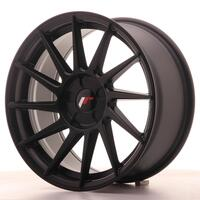 Japan Racing JR22 17x8 ET35 5 Stud Custom Matt Black