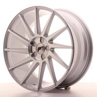 JR Wheels -  JR22 19x8,5 ET35-40 Custom Machined Silver