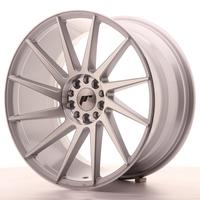 JR Wheels - JR22 19x9,5 ET40 5x112/114 Machined Silver