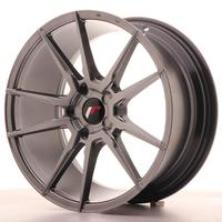 Japan Racing JR21 18x8,5 ET40 5H Custom Hiper Black