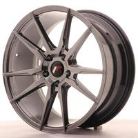 Japan Racing JR21 19x8,5 ET40 5x112 Hiper Black