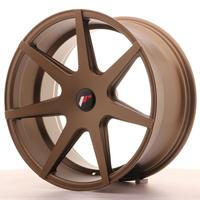 Japan Racing JR20 19x9,5 ET35-40 Custom Matt Bronze