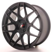 Japan Racing JR18 17x8 ET25-35 4H Custom Matt Black