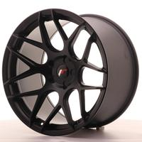 Japan Racing JR18 20x11 ET20-30 5H Custom Matt Black