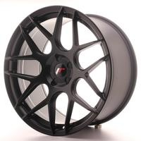 Japan Racing JR18 20x10 ET20-45 5H Custom Matt Black
