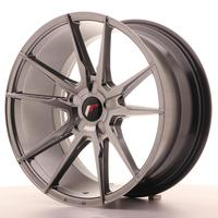 Japan Racing JR21 19x9,5 ET20-40 5H Custom Hiper Black