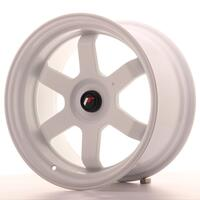 Japan Racing JR12 17x9 ET25 Custom White