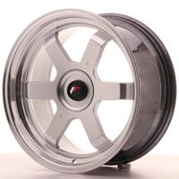 Japan Racing JR12 17x8 ET35 Custom Hyper Silver