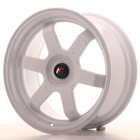 Japan Racing JR12 17x8 ET35 Custom White