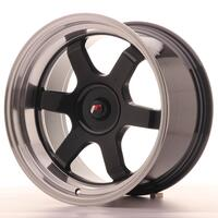 Japan Racing JR12 18x10 ET20-22 Custom Gloss Black