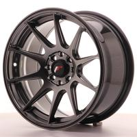 Japan Racing JR11 16x8 ET25 4x100/114 Dark Hiper Black