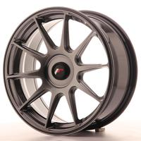Japan Racing JR11 17x7,25 ET35 Custom Hiper Black