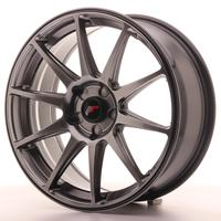 Japan Racing JR11 18x7,5 ET35-40 5H Custom Dark Hiper Black