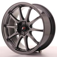 Japan Racing JR5 18x8 ET35 5H Custom Hiper Black