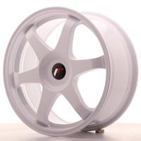 Japan Racing JR3 18x8 ET35-40 Custom White