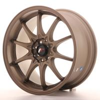 Japan Racing JR5 17x8,5 ET35 5x100/114,3 Dark Anobiz Bronze