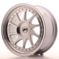 Japan Racing JR26 18x8,5 ET35-40 Custom Silver Machine