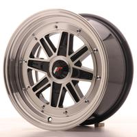 Japan Racing JR31 15x7.5 ET20 Custom Black Mach