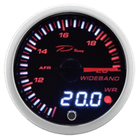 DEPO - 60MM Wideband Air/fuel ratio gauge