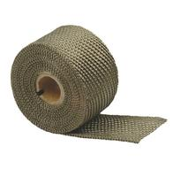 DEI Titanium 2in x 25ft Exhaust Wrap