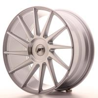 Japan Racing JR22 19x8,5 ET20-40 Custom Silver Machined