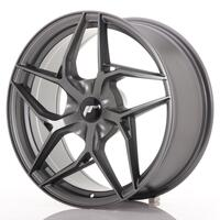 Japan Racing JR35 19x8,5 ET20-45 5H Custom Matt Gun metal