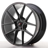 Japan Racing JR30 20x8,5 ET40 5H Custom Hyper Black