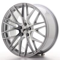 Japan Racing JR28 19x8,5 ET40 5x112 Silver Machine - Demo